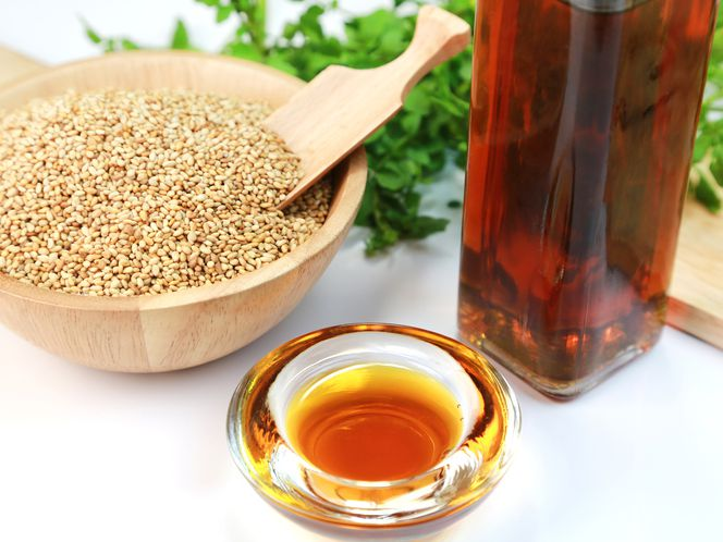 What Is Sesame Oil?