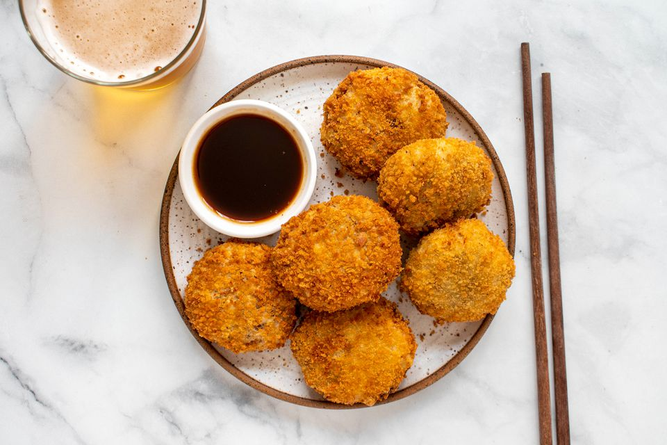 Potato Korokke