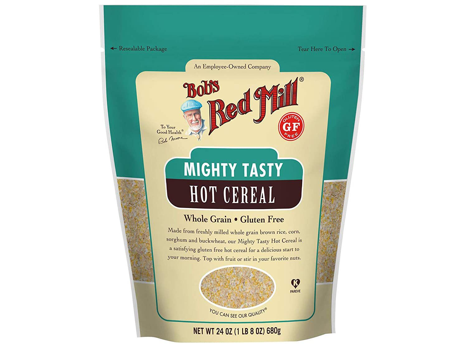 Bob's Red Mill Gluten-Free Mighty Tasty Hot Cereal