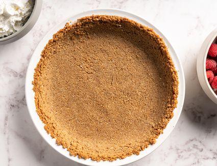 Vegan Granola Pie Crust Recipe