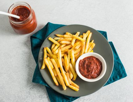 Easy tomato ketchup recipe