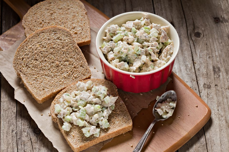 Canned chicken recipes for quick and easy meals chicken salad sandwich forumfinder Images