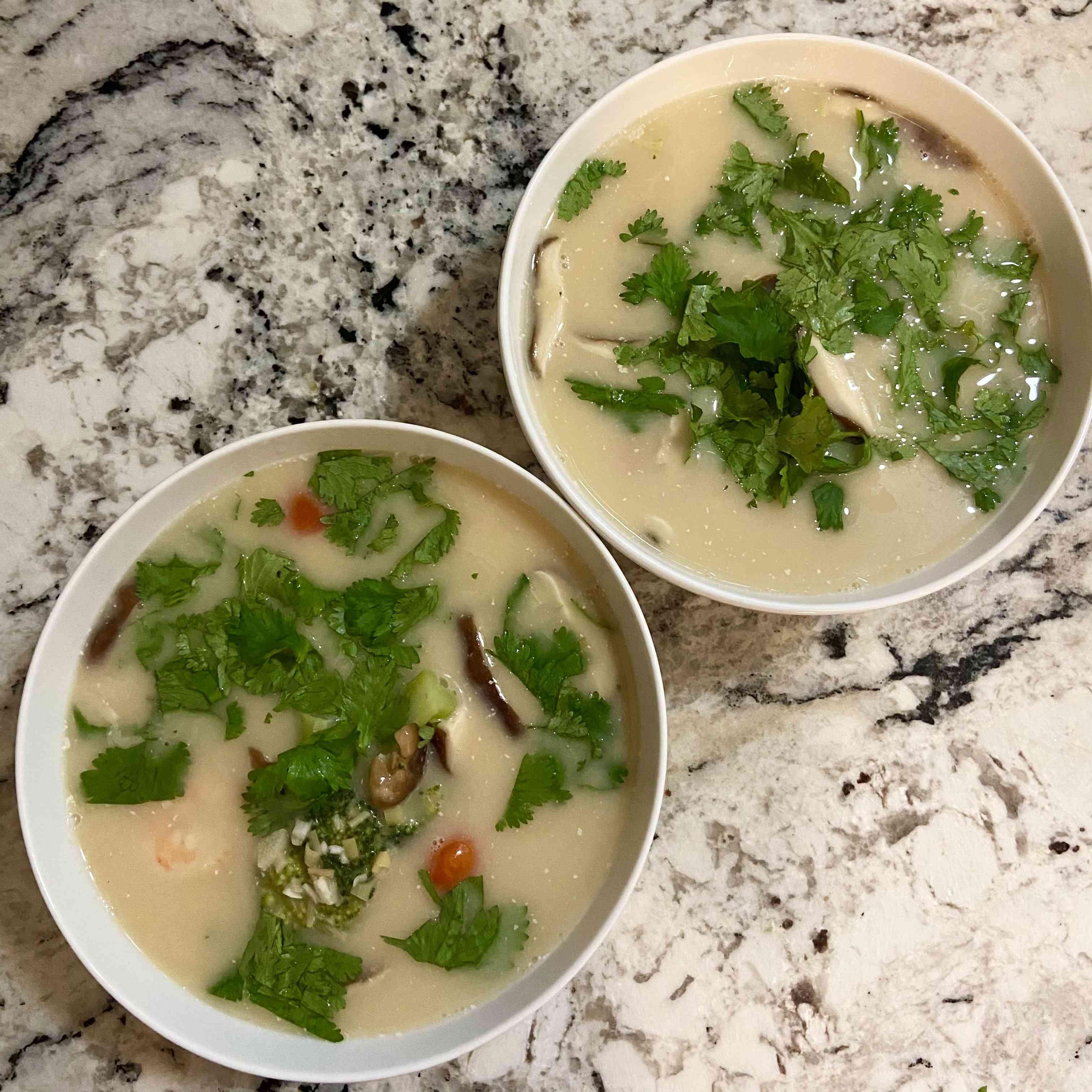 Tom Yum Soup Tester Image