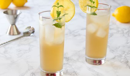 Spiked Arnold Palmer (John Daly) Cocktail