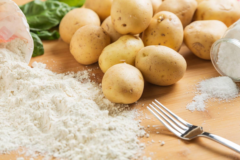 Potato Gnocchi recipe ingredients