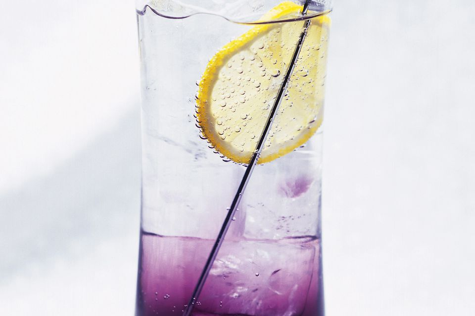 Purple Viking Cocktail