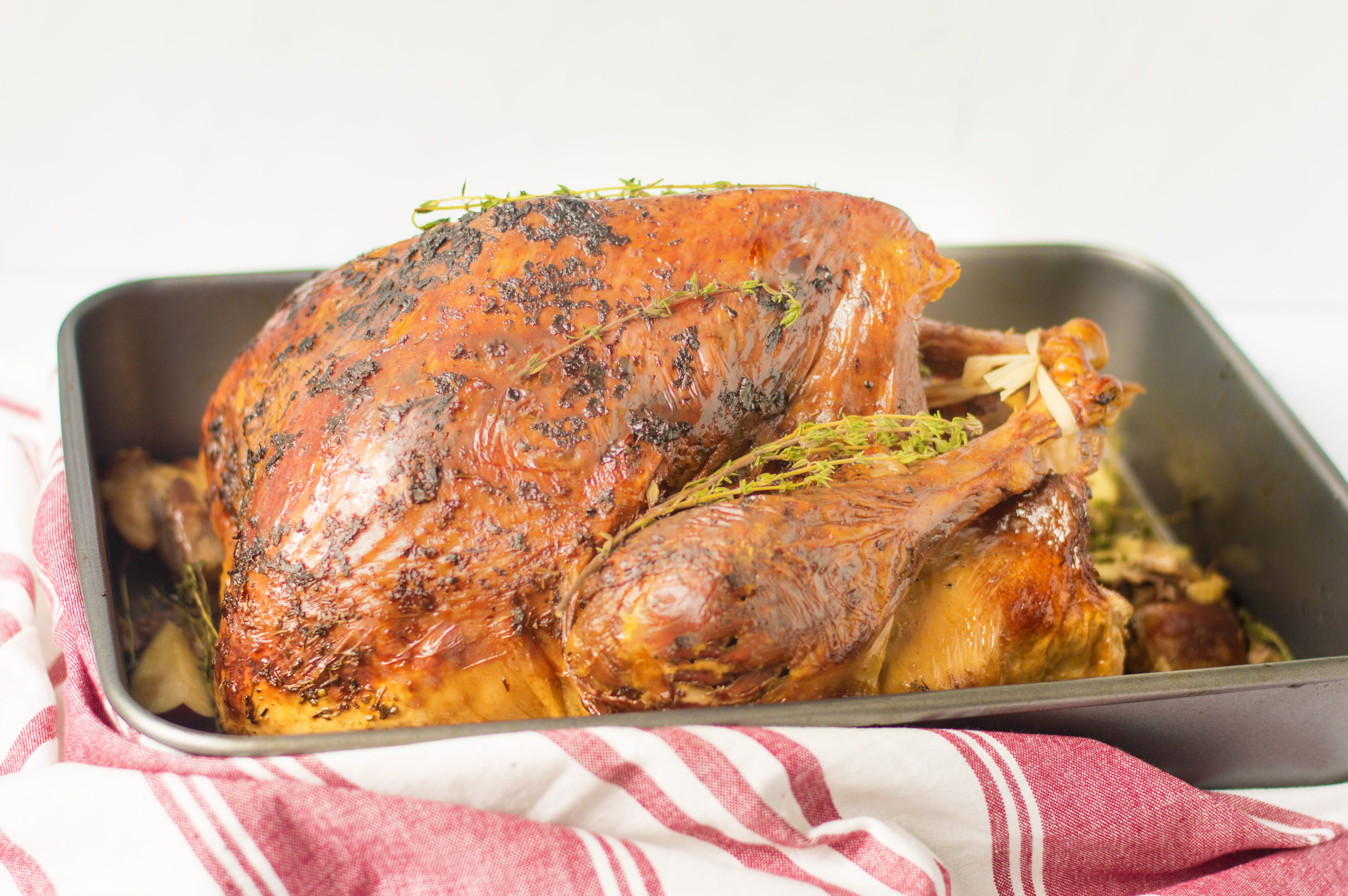 Oven Bag Turkey Recipe