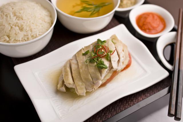 Chinese White Cut Chicken