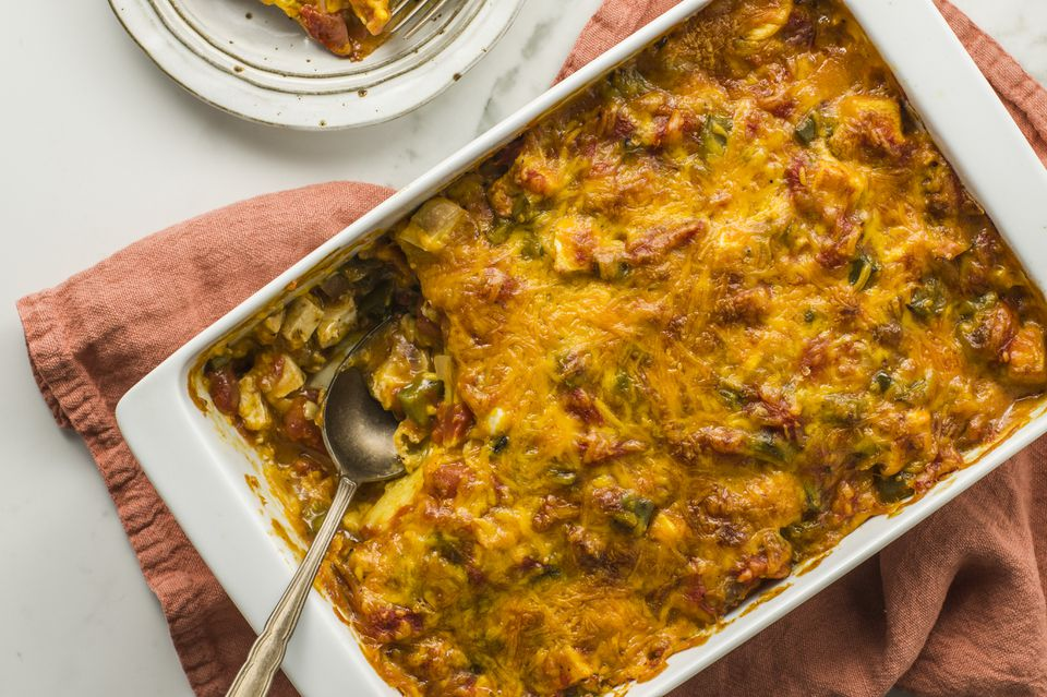 Classic king ranch chicken casserole recipe