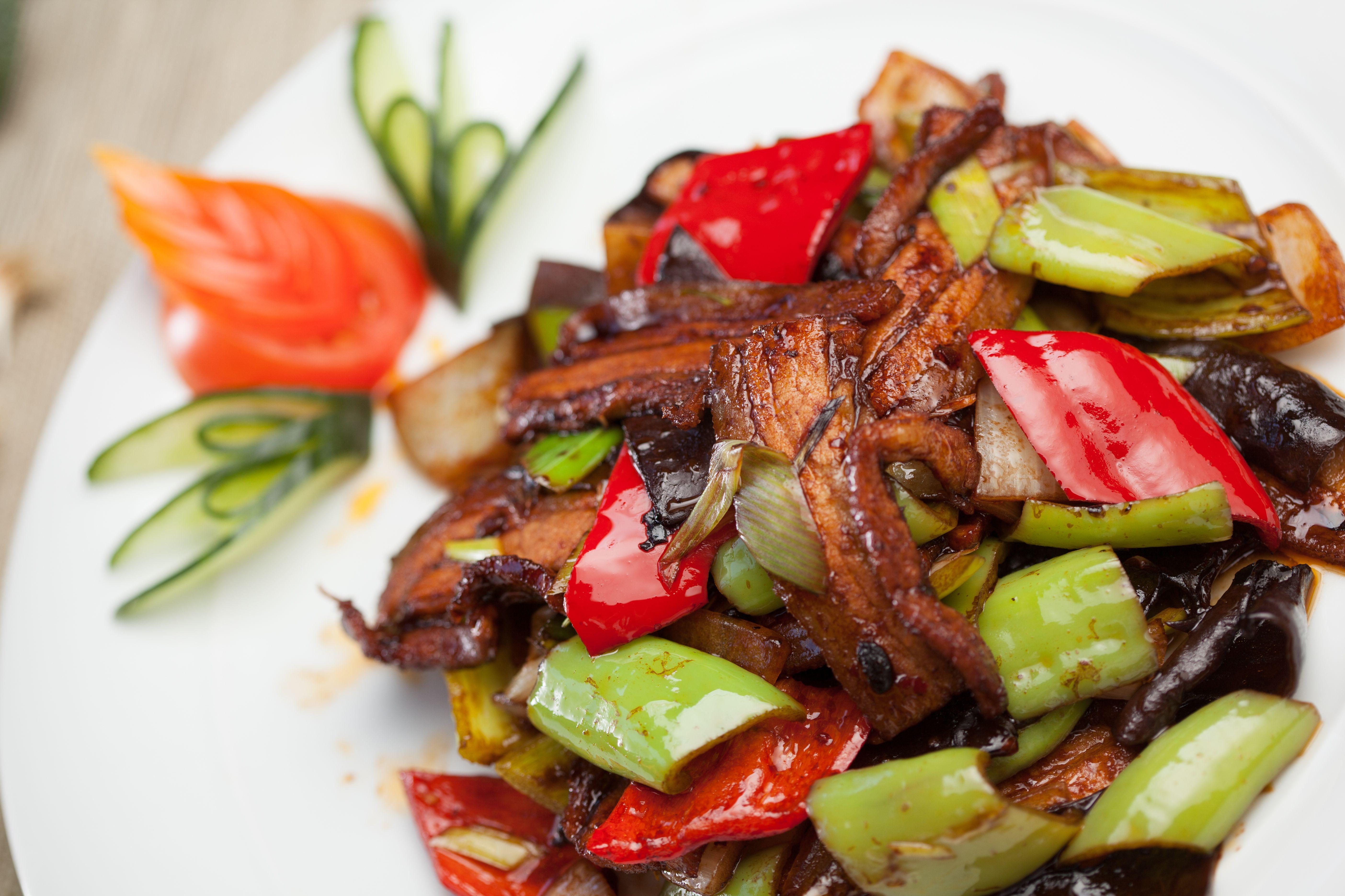 szechuan twice cooked pork