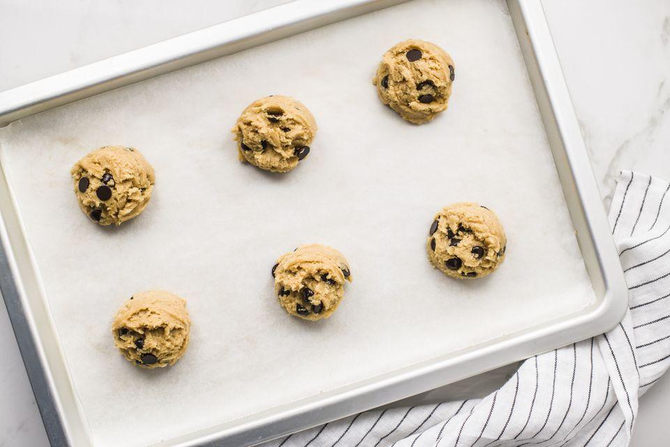 Peanut Butter Chocolate Chip Cookies Recipe