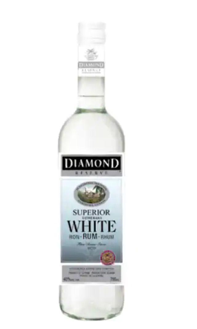 Diamond White Rum