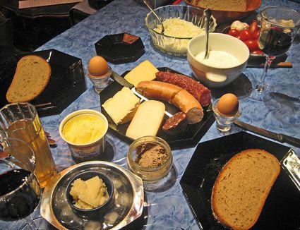 German Abendbrot
