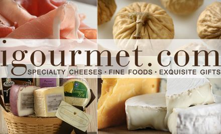 online gourmet foods