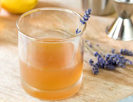 The Brogue Scotch and Lavender Cocktail