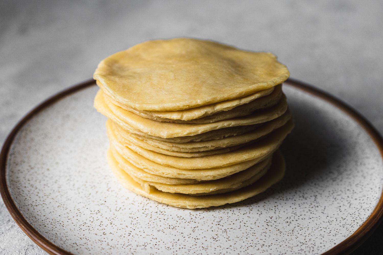Empanada Dough Recipe Masa Para Empanadas