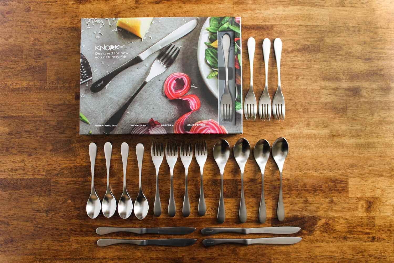 Knork 210 Original Collection Cutlery