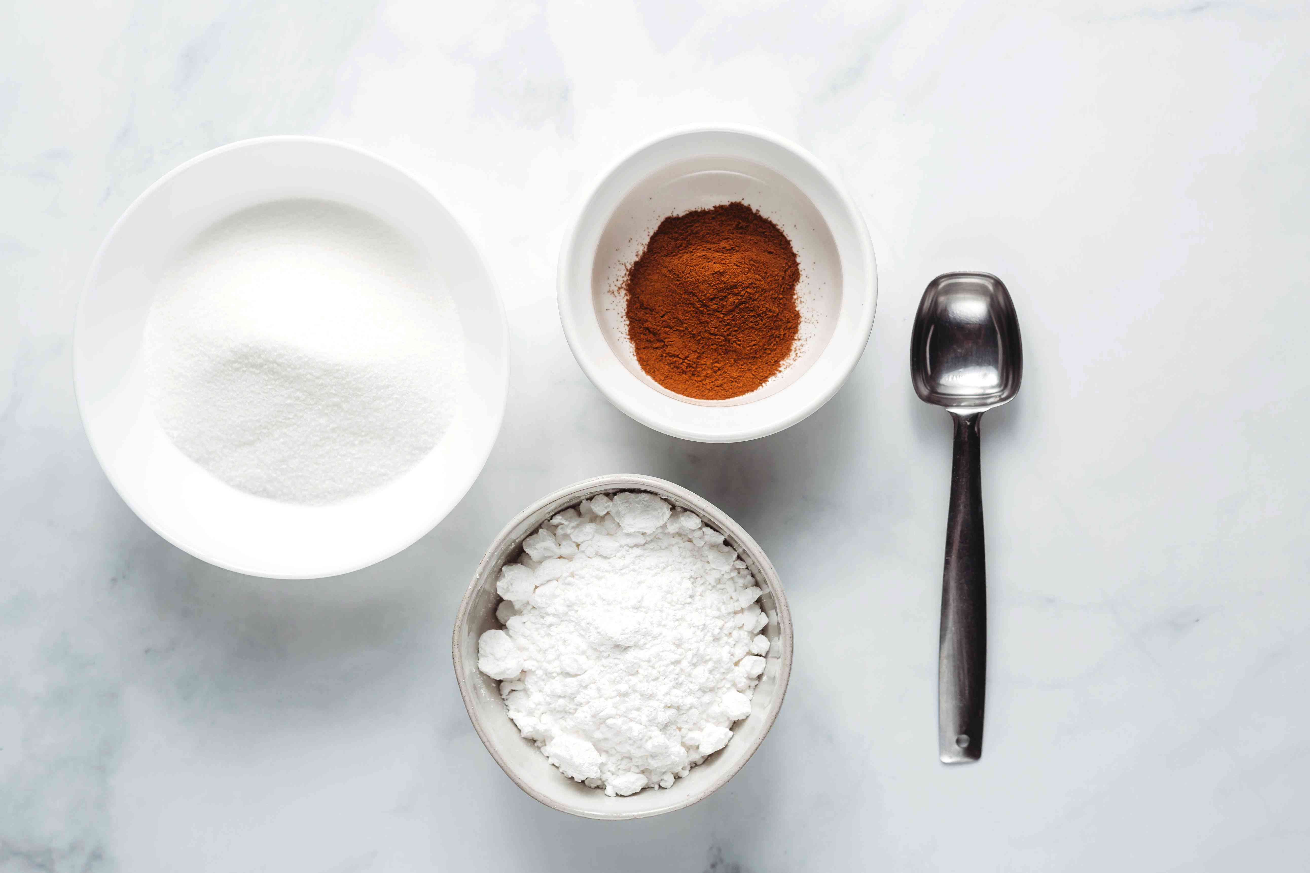 cronut topping ingredients