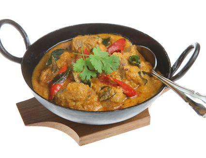 Bohri Lamb Curry