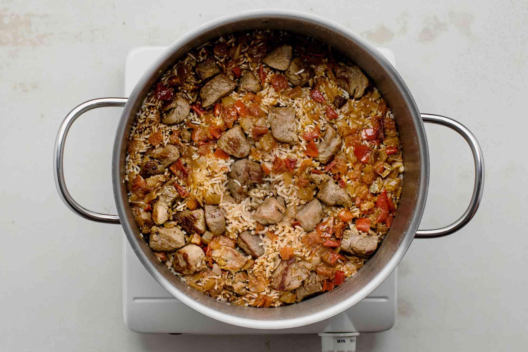 Spiced Somali Rice