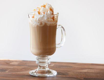 Caramel Irish Coffee With Baileys Irish Cream