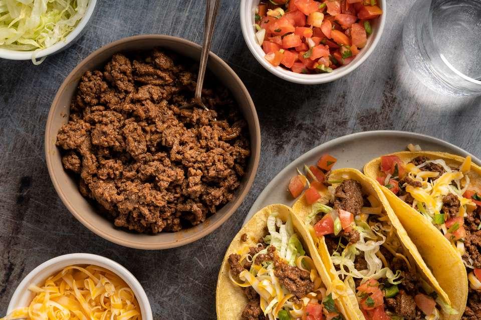Instant Pot Taco Meat