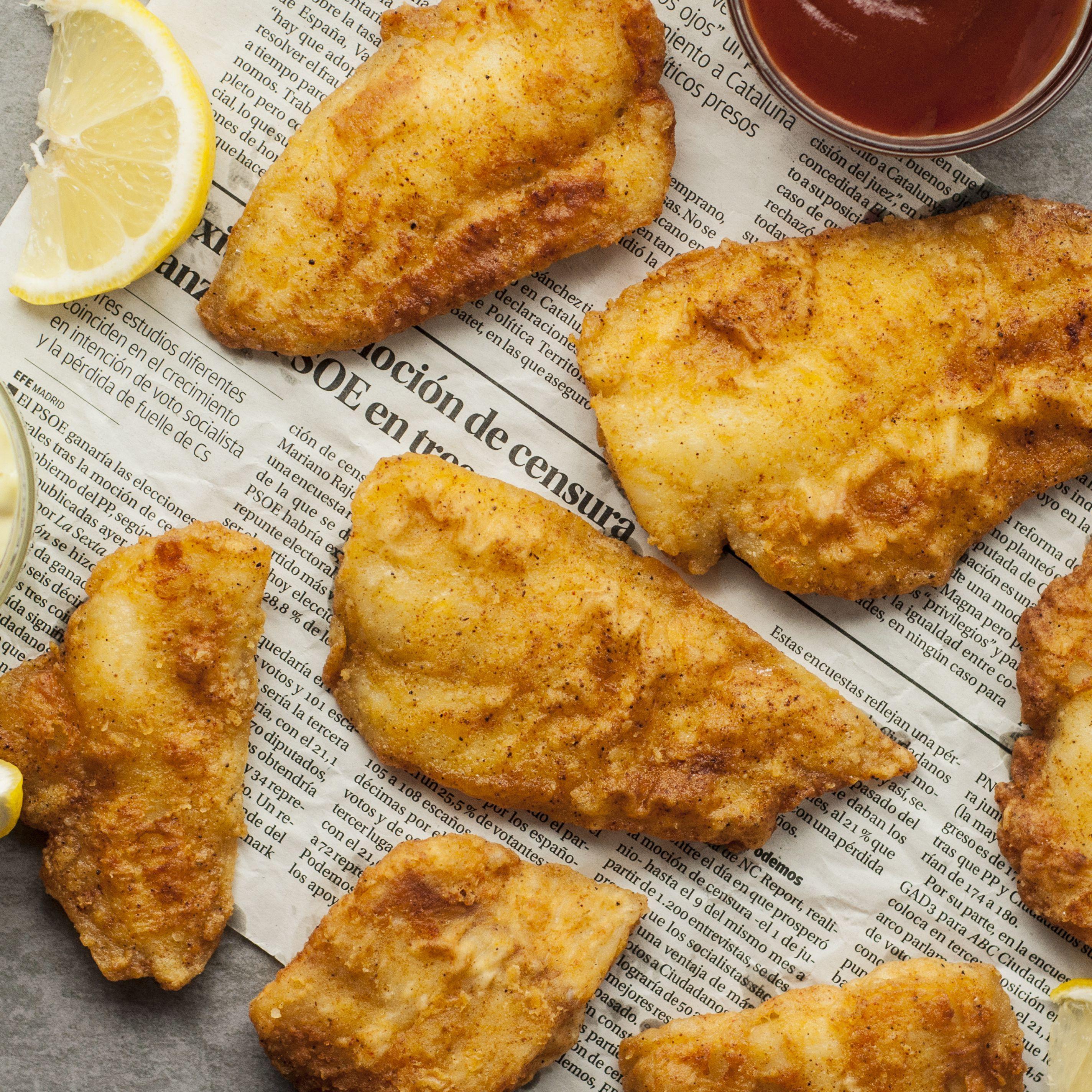 Easy Fried Fish Fillet Recipe