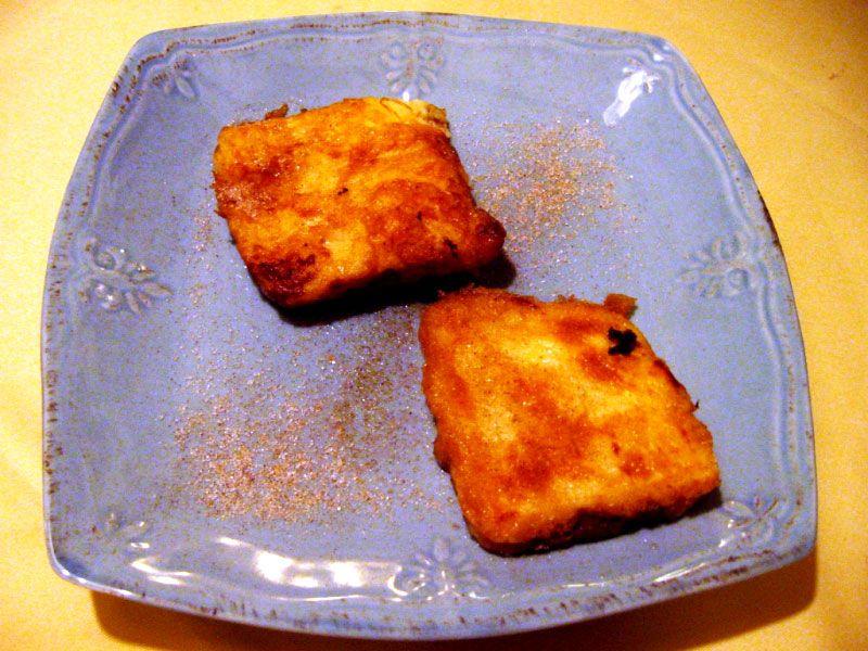 Spanish Leche Frita