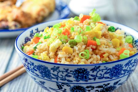 Fried rice recipe from leftovers ccuart Images