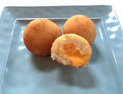 Yuca balls