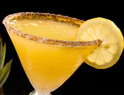Banana Hammock Cocktail