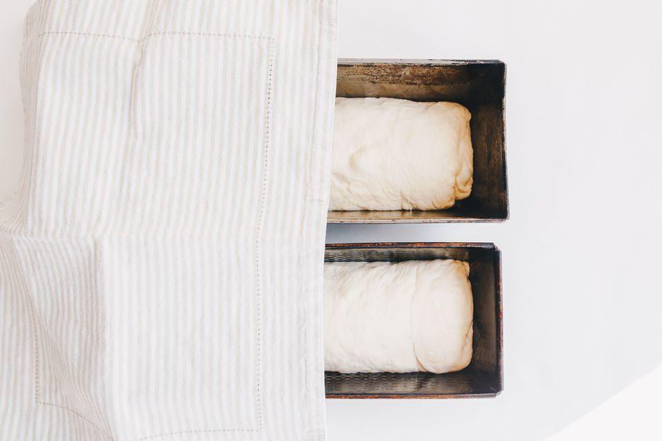 Basic White Bread Recipe