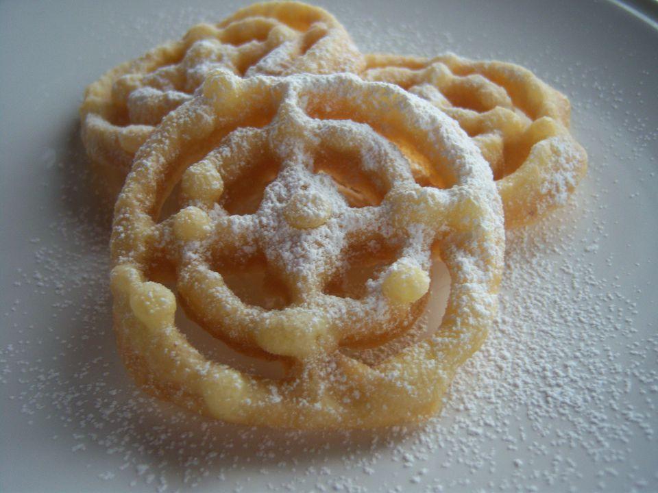 Gluten-Free Rosette Recipe