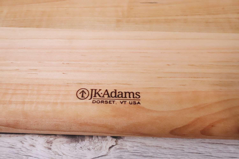 J.K. Adams Maple Carving Board