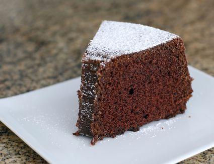 Louisiana Chocolate Pound Cake Recipe