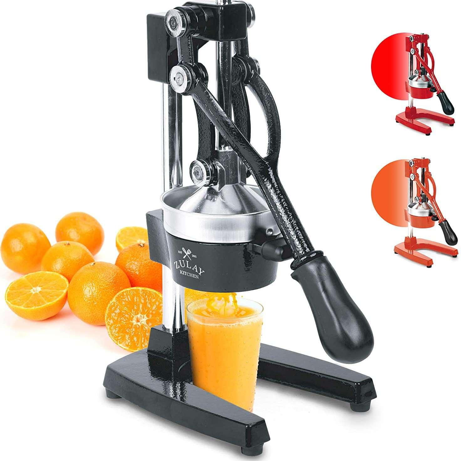 Zulay Professional Citrus Press