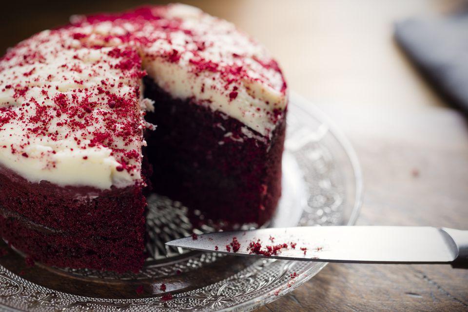 African American Red Velvet Cake Recipes