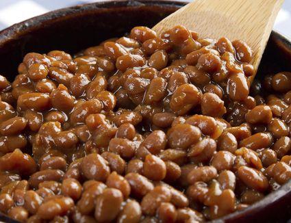 Carolina-style Barbecue Beans