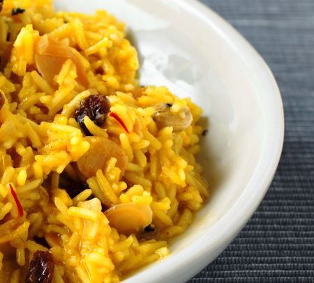 Gluten Free And Vegan Vegetable Rice Biryani Recipe