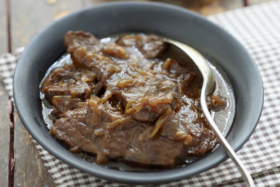 Pot roast Italian