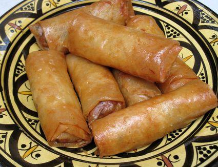 Chicken Briouat