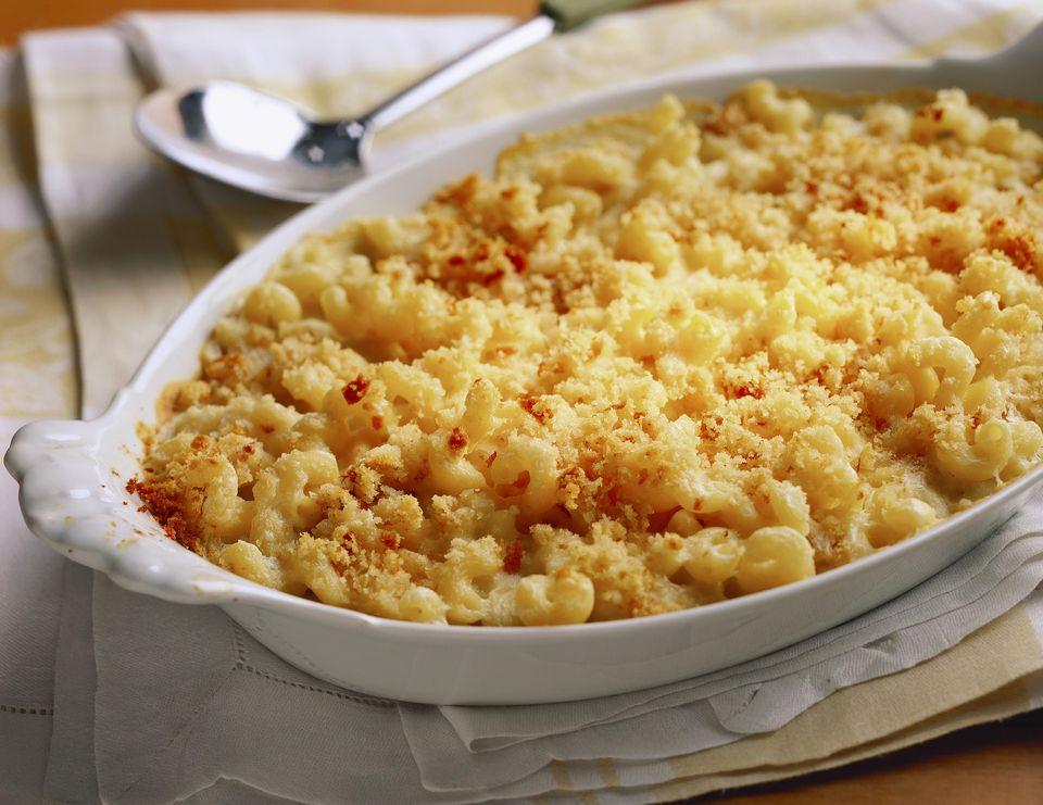 Indulgent Mac and Cheese