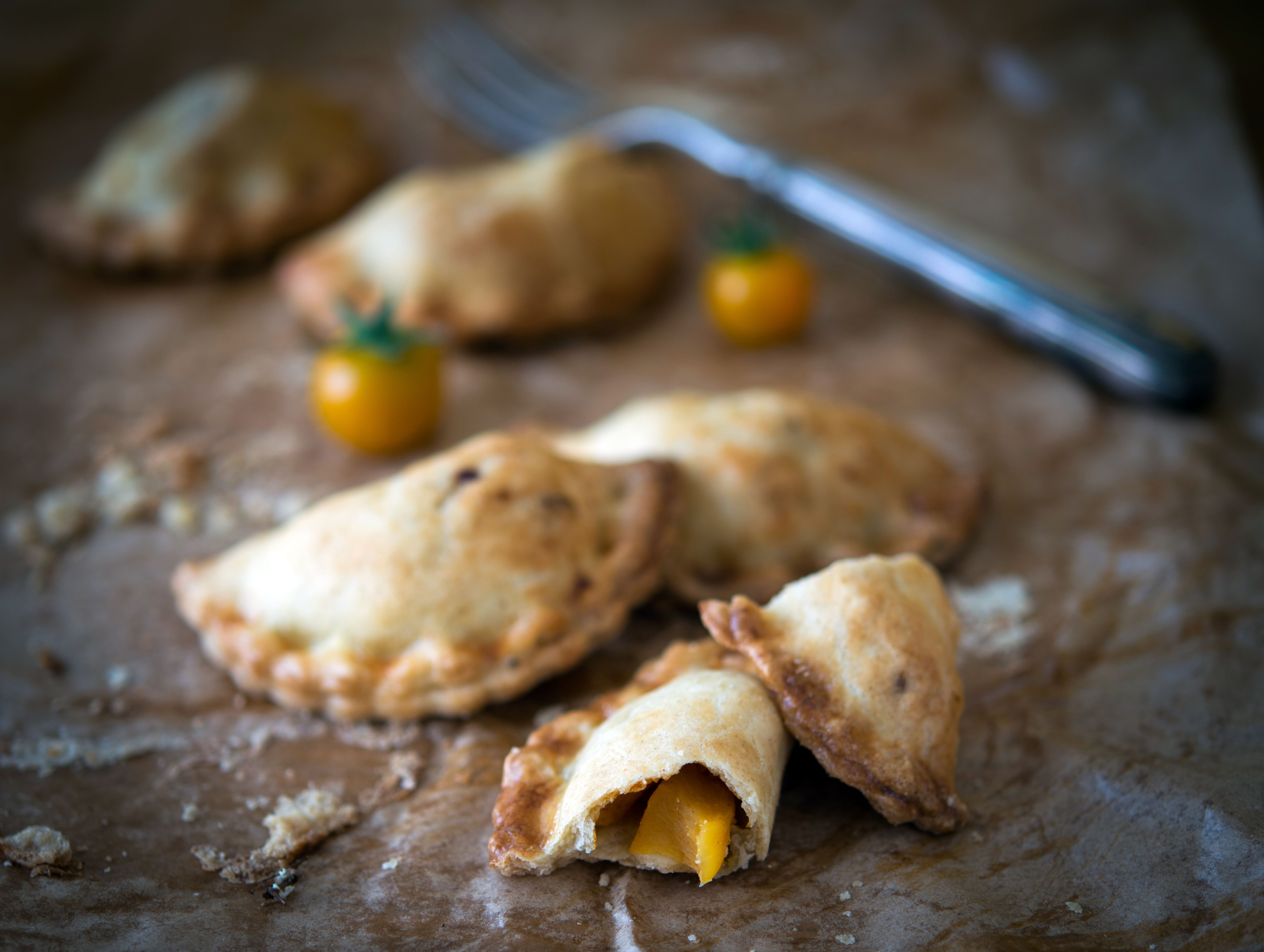 Harry Potter Bite-Sized Spicy Pumpkin Pasty Recipe