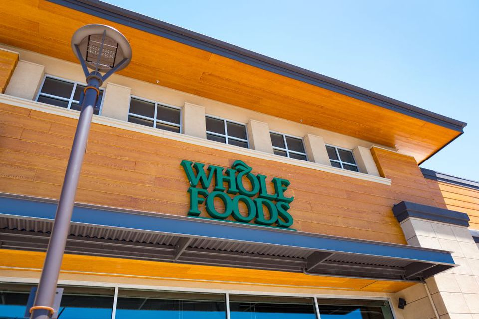 Whole Foods storefront