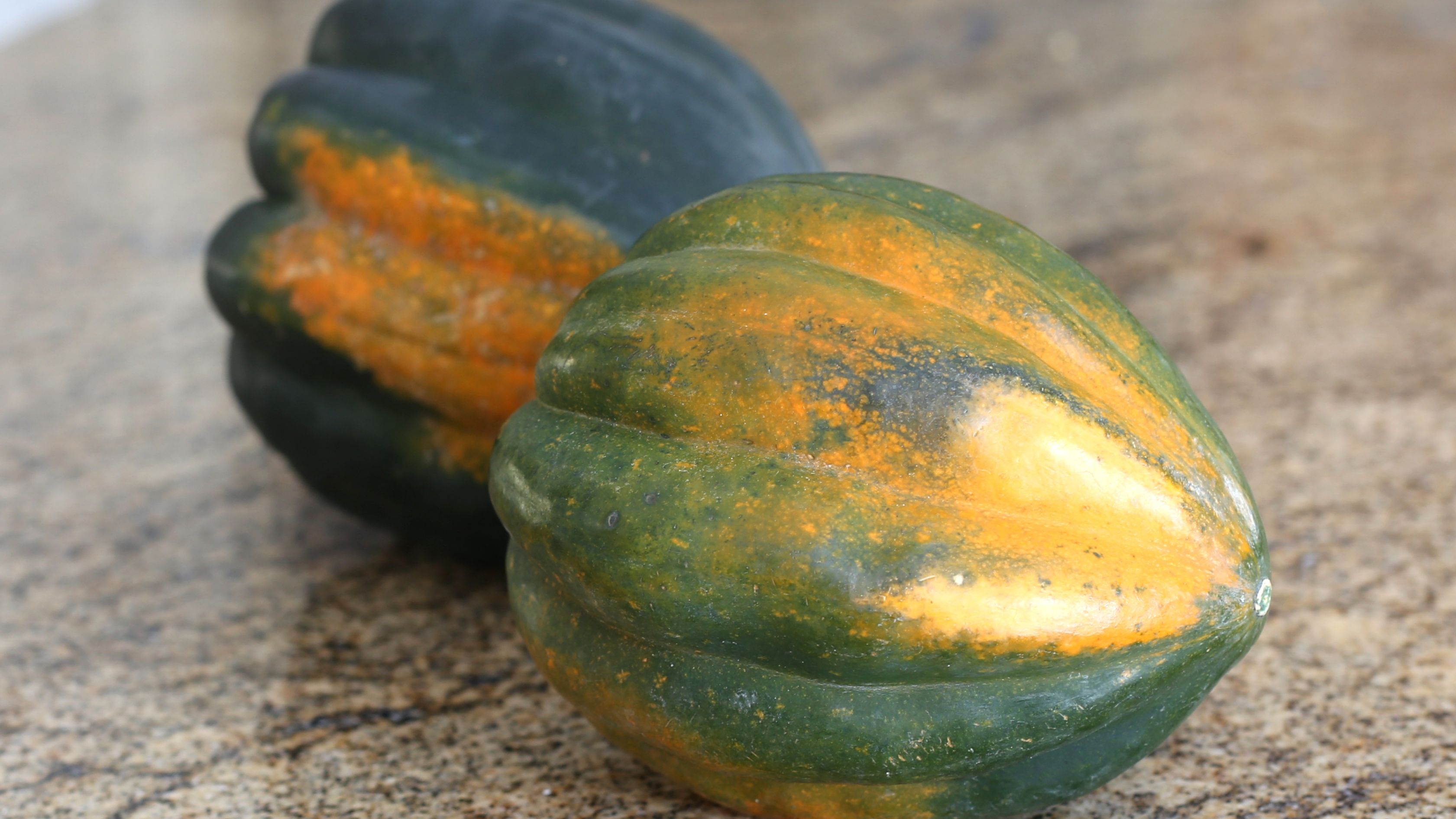 Acorn Squash With A Simple Glaze Recipe