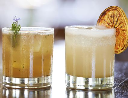 The Popular Seven And Seven Drink Recipe