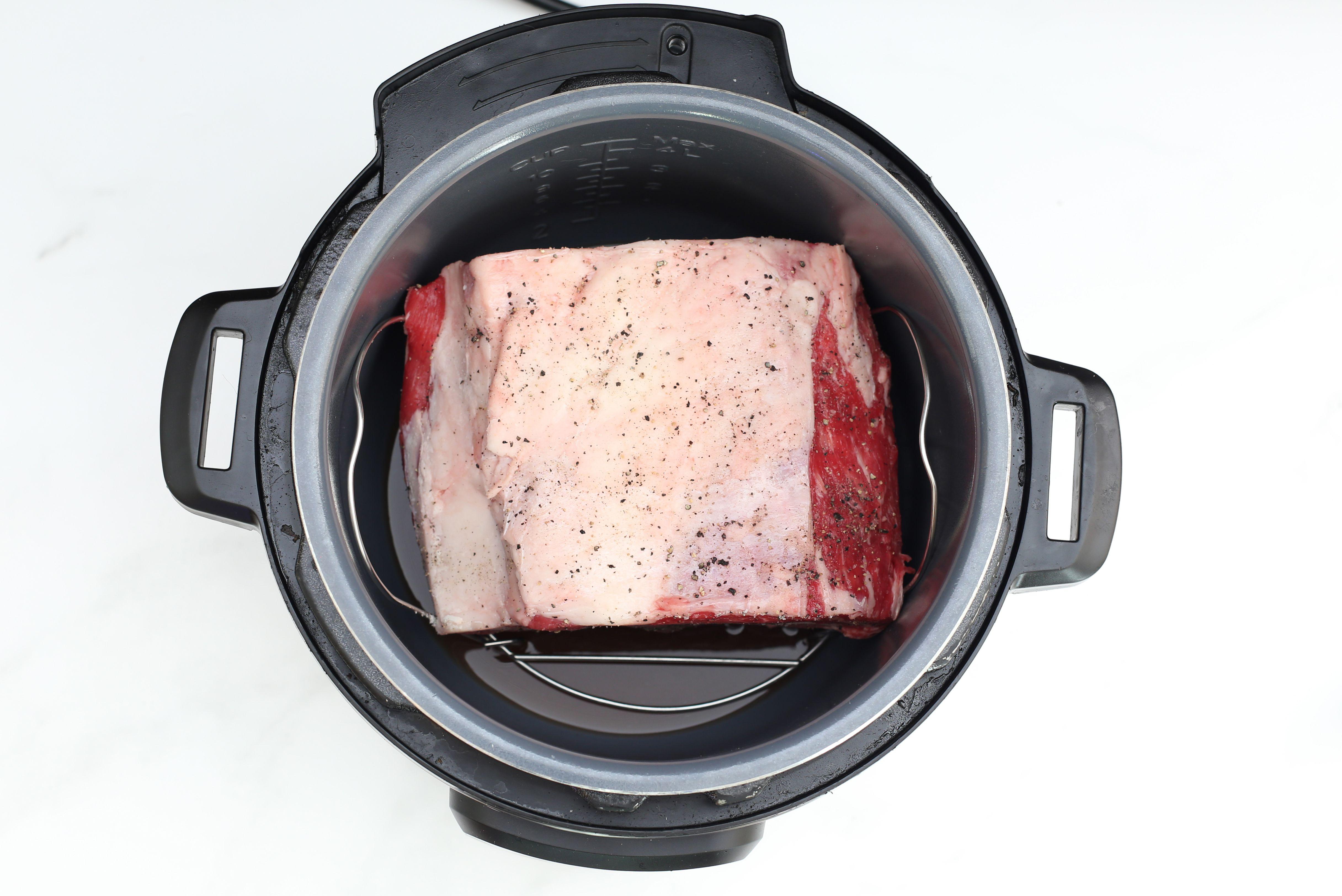 Instant Pot Prime Rib Recipe