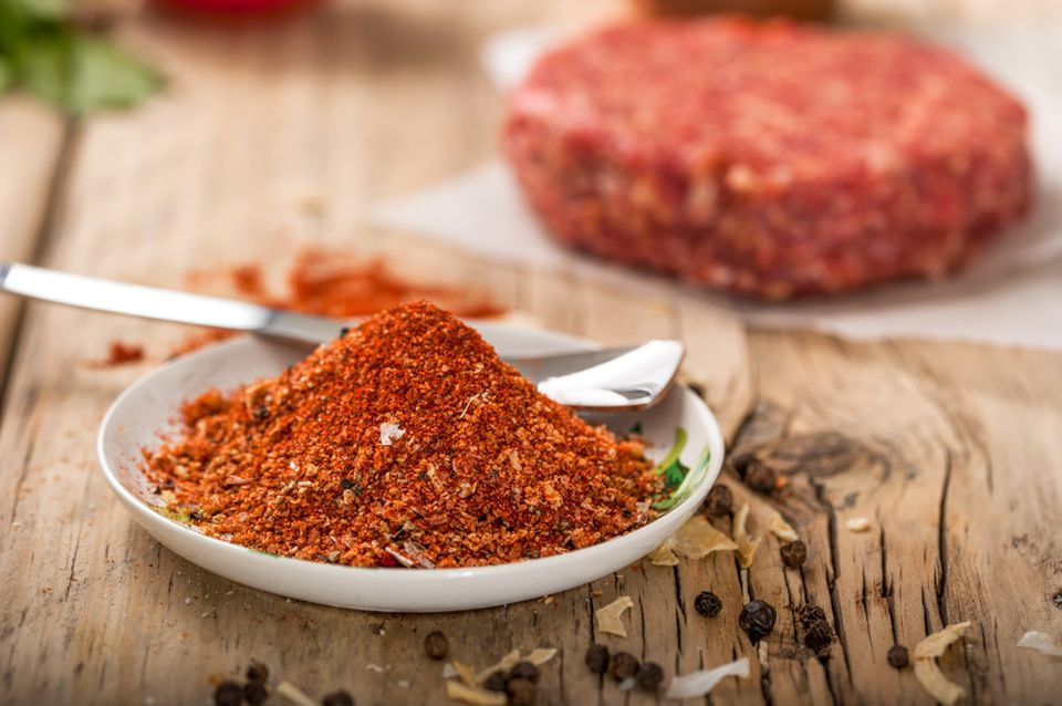 Easy Burger Seasoning