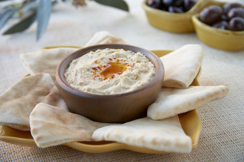 Hummus ligero