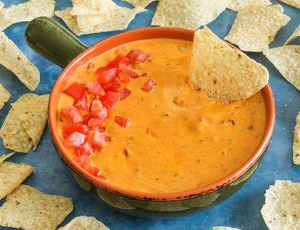 Chipotle pumpkin queso dip recipe